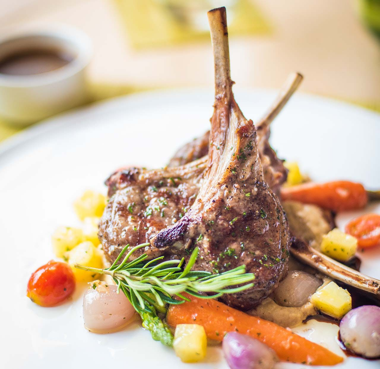 5 Tips for Grilling the Perfect Lamb Chop